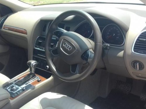 Good as new 2014 Audi Q7 for sale in Bangalore