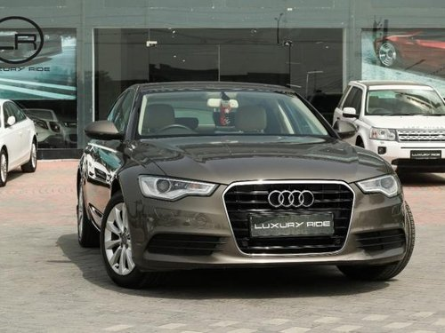 Used 2013 Audi A6 for sale in New Delhi