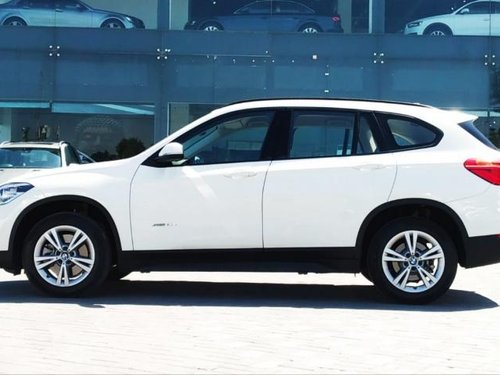 Good as new 2017 BMW X1 for sale at low price