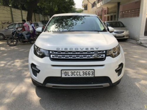 Used Land Rover Discovery Sport 2016 in New Delhi