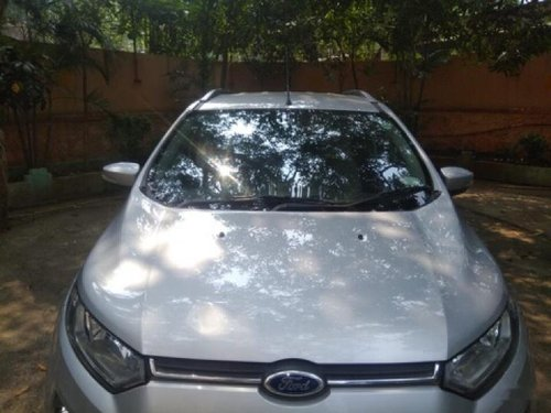 Used 2015 Ford EcoSport car at low price in Mumbai