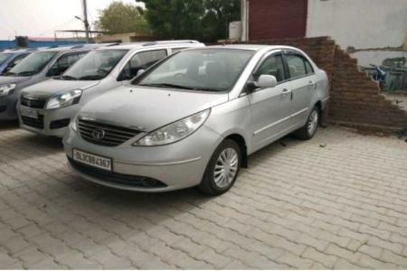 Good as new Tata Manza 2012 for sale in New Delhi