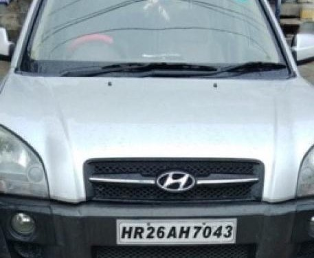 Used 2007 Hyundai Tucson for sale in Gurgaon