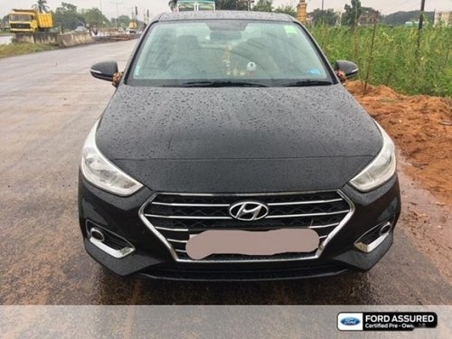 Used 2016 Hyundai Verna for sale