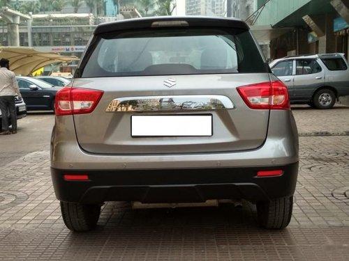 Used Maruti Suzuki Vitara Brezza 2018 in Mumbai