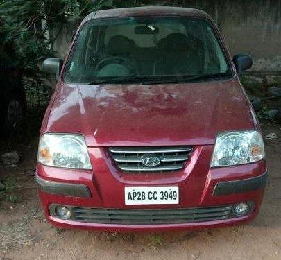 Good 2009 Hyundai Santro for sale at low price