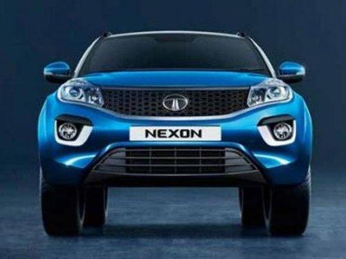 Used Tata Nexon 2018 for sale