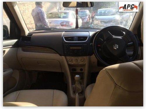 Good as new 2013 Maruti Suzuki Dzire for sale