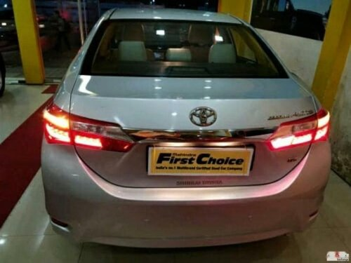 Used Toyota Corolla Altis 2015 for sale at low price