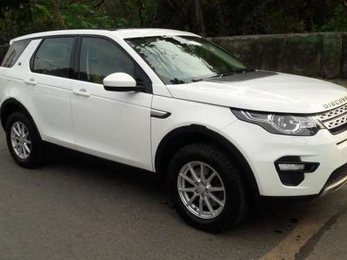 Land Rover Discovery Sport SD4 HSE Luxury 2016 for sale