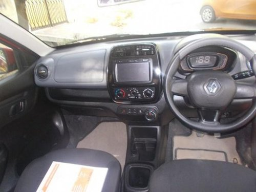 Used 2018 Renault Kwid car at low price