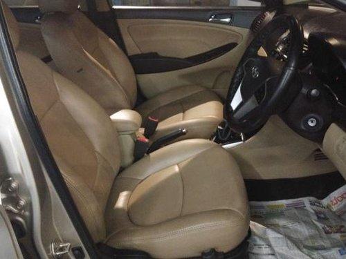 Used 2013 Hyundai Verna car at low price