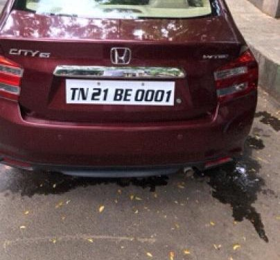 Good as new Honda City S 2013 for sale