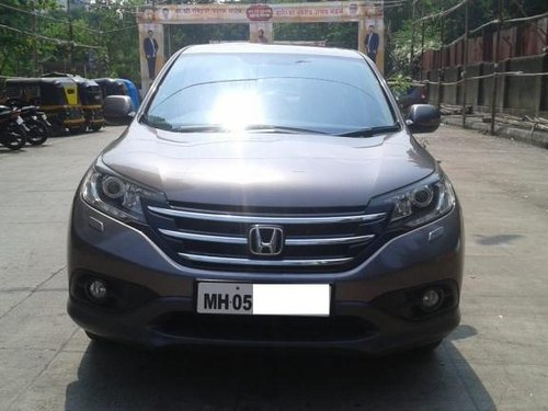 Good as new Honda CR V 2.4L 4WD AT 2013 for sale-0