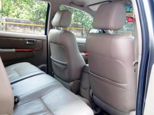 Used Toyota Fortuner 2.8 4WD MT 2011 for sale