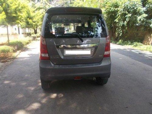 Good as new Maruti Suzuki Wagon R 2015 for sale in Bangalore