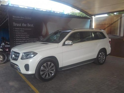 Used 2018 Mercedes Benz GLS car at low price