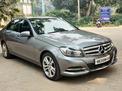 Used Mercedes Benz C Class car for sale at low price