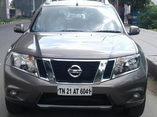 Good as new Nissan Terrano XV 110 PS 2014 for sale at low price