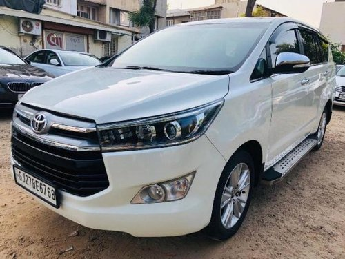 Used 2016 Toyota Innova Crysta car at low price