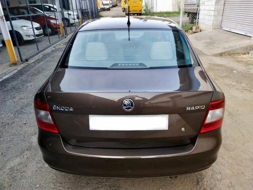 Skoda Rapid 1.5 TDI AT Style Plus 2016 for sale