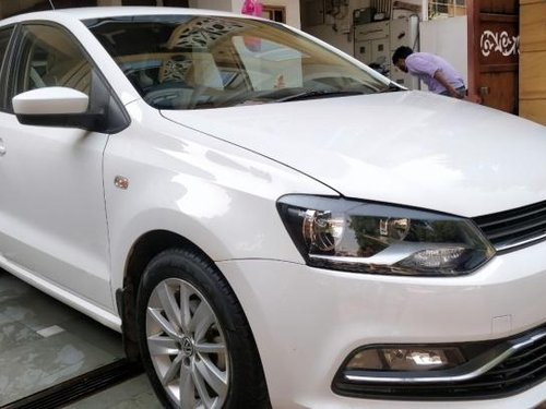 Used 2015 Volkswagen Polo car at low price