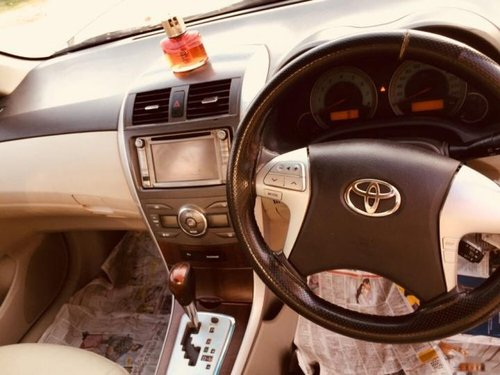 Toyota Corolla Altis 1.8 G CVT 2011 for sale-3