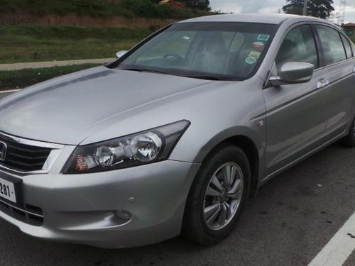 Used Honda Accord 2.4 MT 2010 for sale