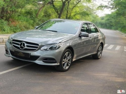 2014 Mercedes Benz E Class for sale at low price-1