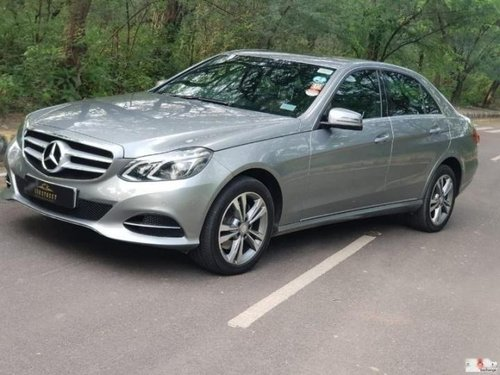 2014 Mercedes Benz E Class for sale at low price-3