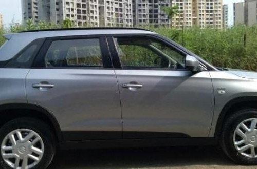 Used 2017 Maruti Suzuki Vitara Brezza for sale