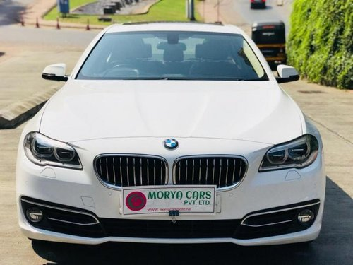 2015 BMW 5 Series for sale-8