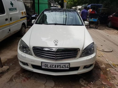 Used Mercedes Benz C Class C 250 CDI Elegance 2010 for sale
