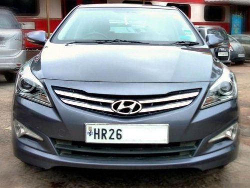 Used Hyundai Verna 1.6 CRDi AT SX 2015 for sale