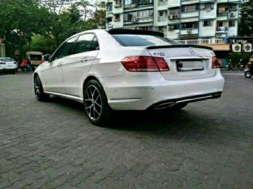 Mercedes-Benz E-Class E250 CDI Avantgarde by owner