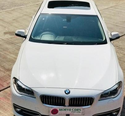 2015 BMW 5 Series for sale-2