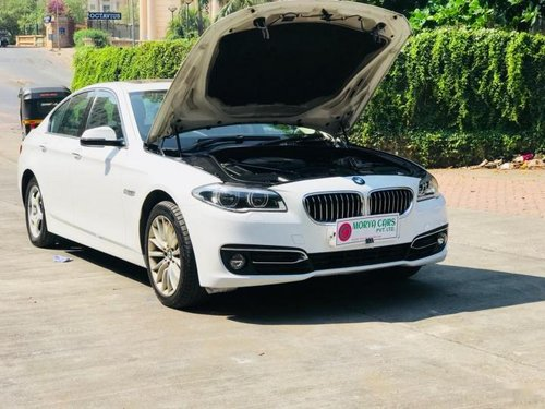 2015 BMW 5 Series for sale-13