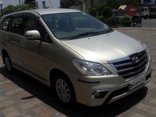 Toyota Innova 2004-2011 2014 for sale