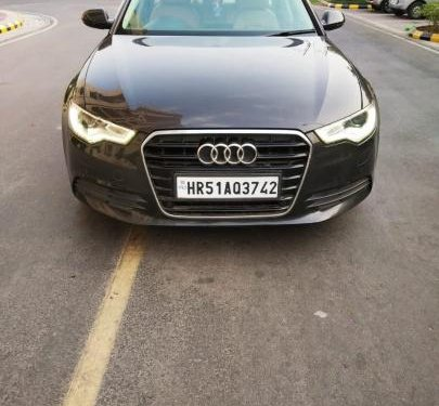 Used Audi A6 2.0 TDI Premium Plus 2012 in New Delhi-1