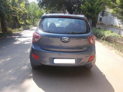 Good as new 2015 Hyundai i10 for sale at low price
