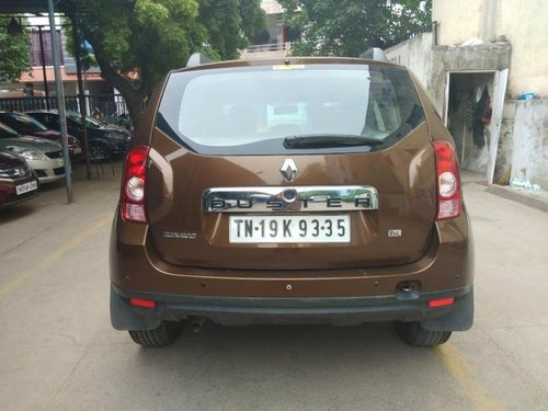 Good as new Renault Duster Petrol RxL for sale-0