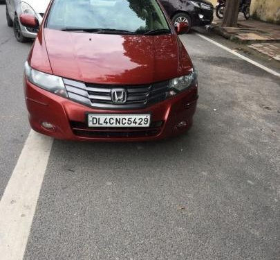 Wll-maintained Honda City 1.5 V AT 2010 for sale