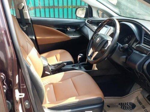 2017 Toyota Innova Crysta for sale