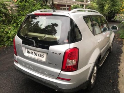 Used 2013 Mahindra Ssangyong Rexton car at low price