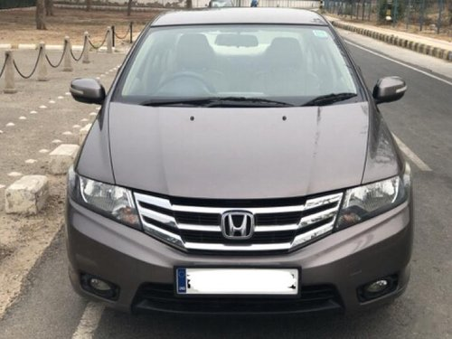 Honda City V AT Exclusive 2012 for sale