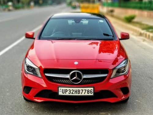 Mercedes-Benz CLA 200 CDI Sport by owner