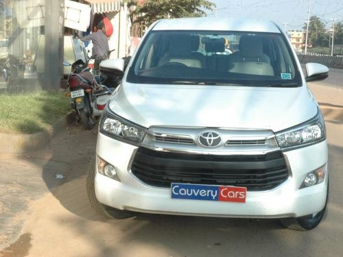 Good as new Toyota Innova Crysta 2017 for sale