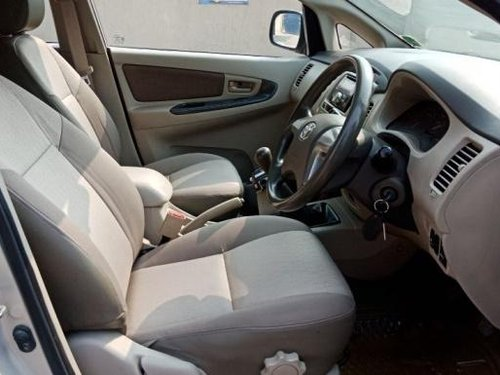 Toyota Innova 2.5 GX (Diesel) 7 Seater BS IV by owner