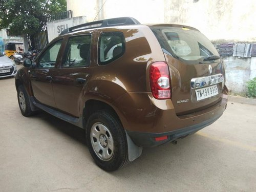 Good as new Renault Duster Petrol RxL for sale-1