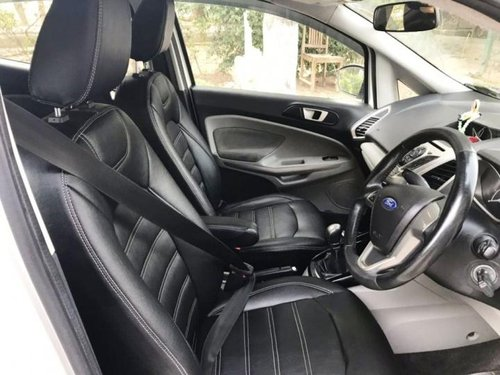 Ford EcoSport 1.5 Diesel Titanium by owner